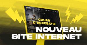 Création du site internet : Mars Rouge à Mulhouse